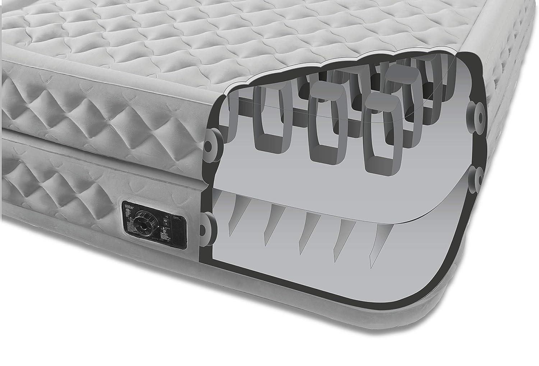 Amazon.com: Intex Supreme air-flow – Cama hinchable con ...