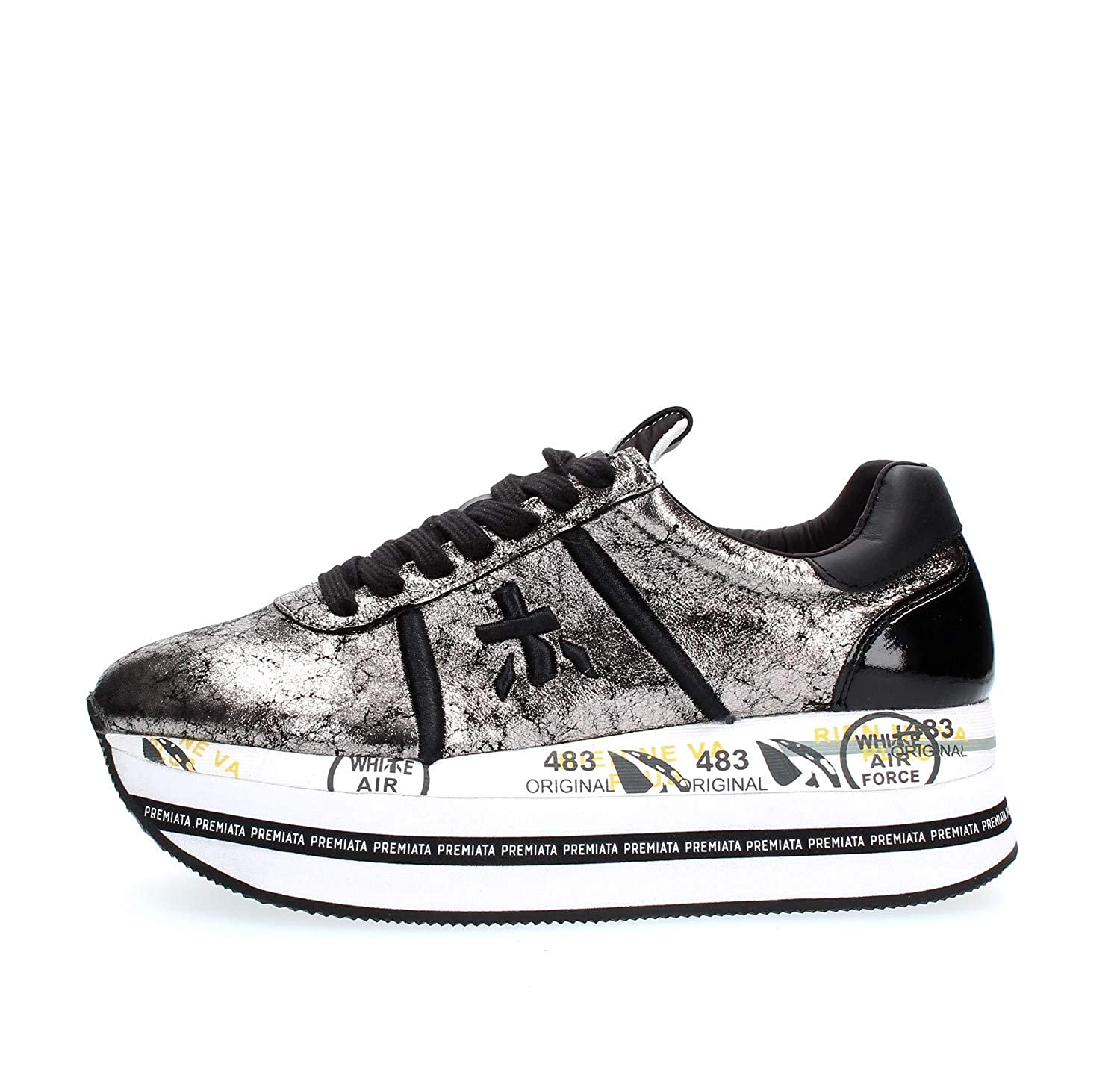 PREMIATA Beth 4120 Sneakers Donna: Amazon.it: Scarpe e borse
