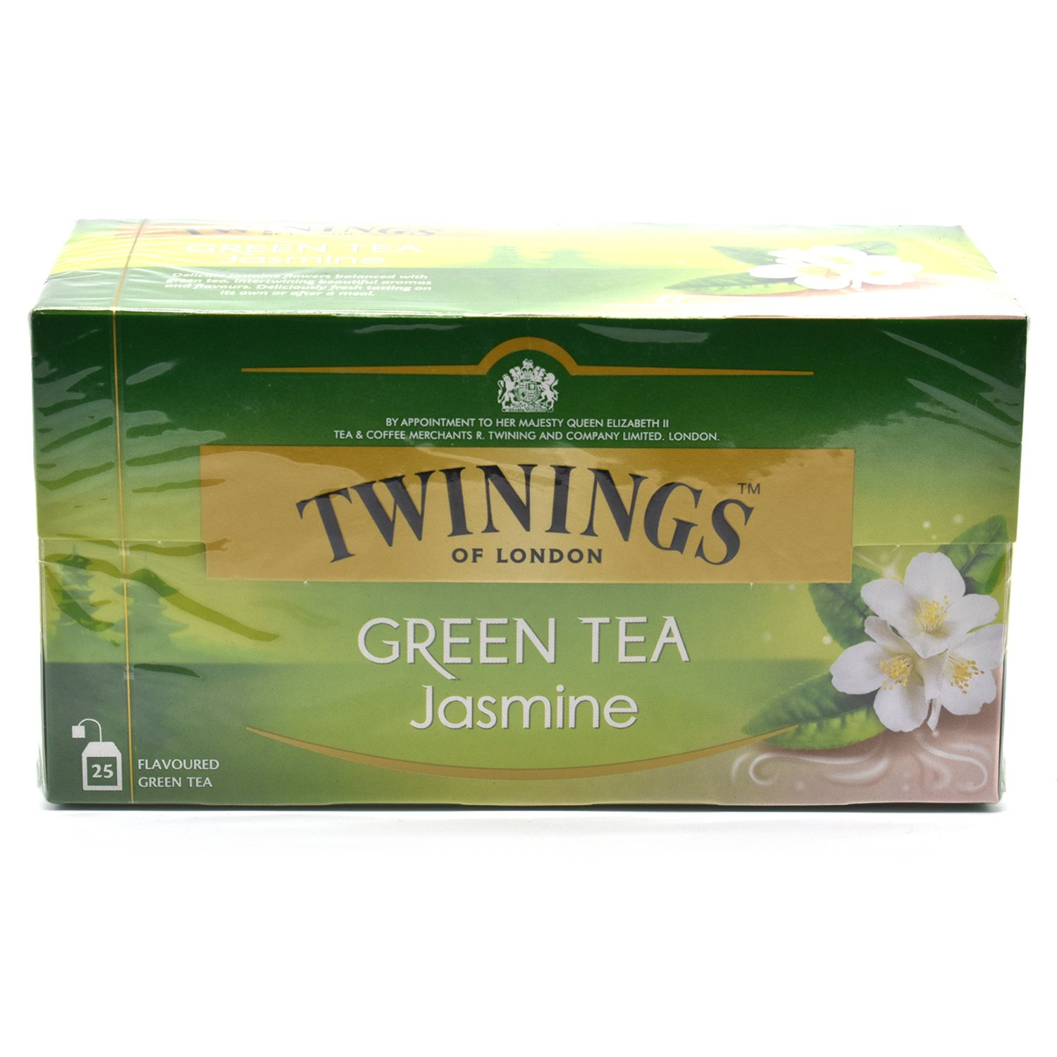 Twinings of London Jazmín Té Verde 25 bolsas de té: Amazon.es: Alimentación y bebidas