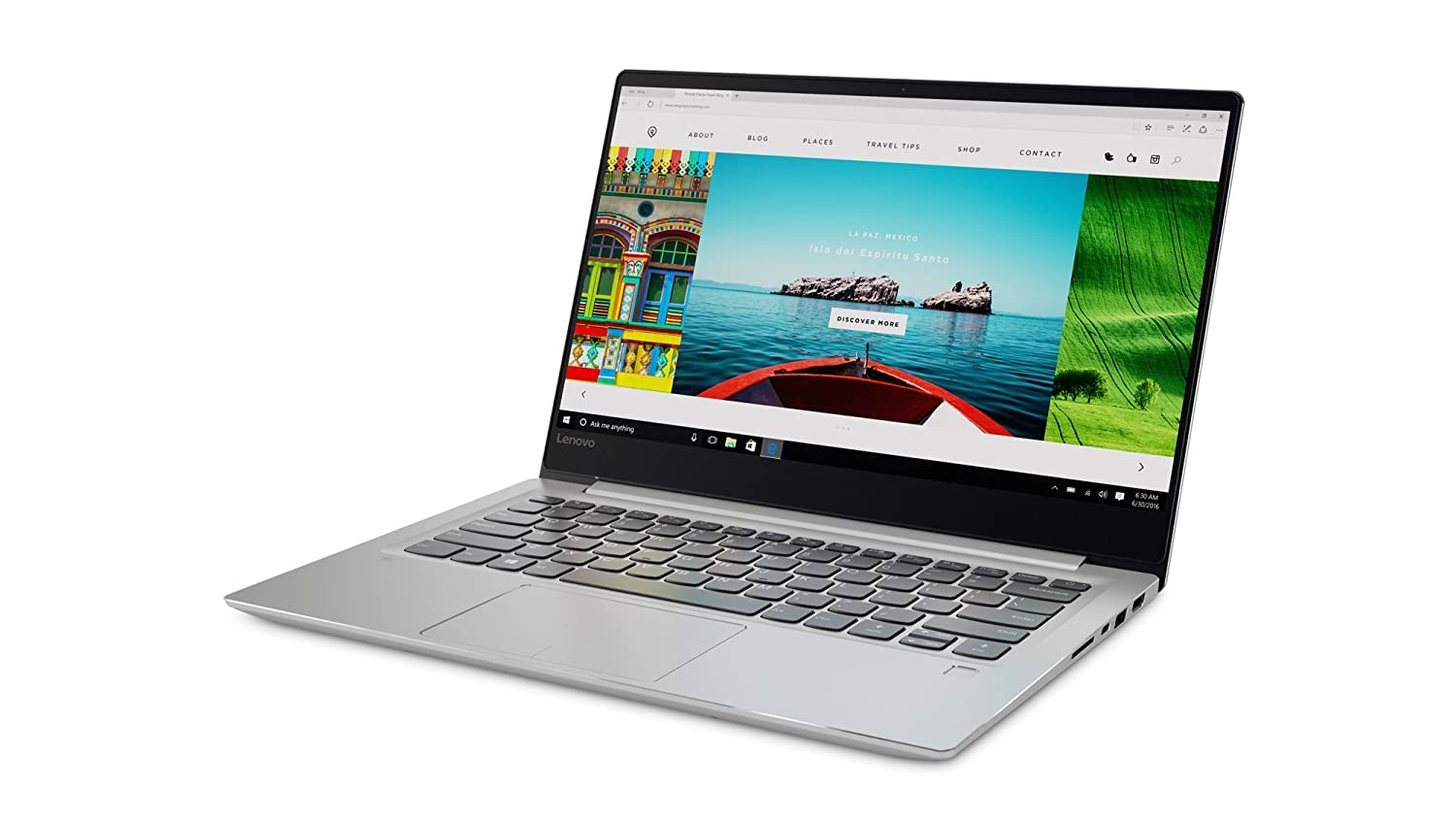 Lenovo portátil IdeaPad 710S Plus de 13ikb, 13,3, Full HD, procesador Intel CoreTM i7 - 7500u (2,70 GHz), Windows, Gris: Amazon.es: Informática