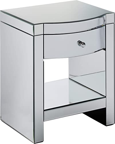 Christopher Knight Home Cabinet, Clear