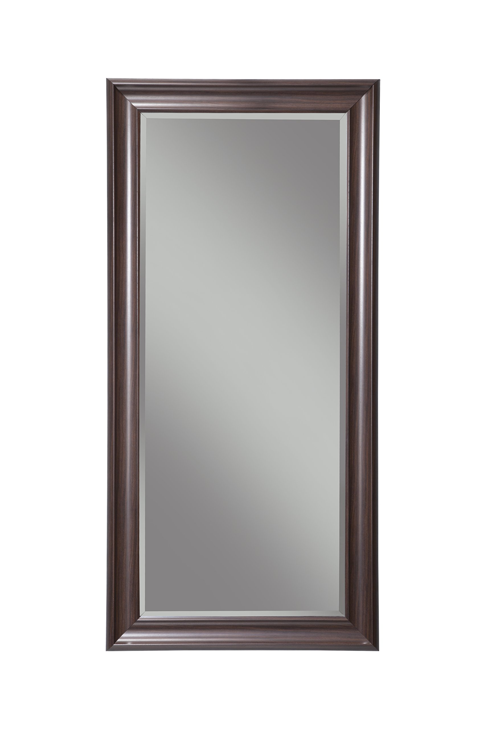 Sandberg Furniture, Full Length Leaner Mirror, Espresso