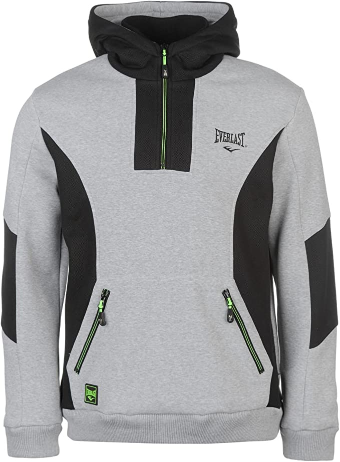 Everlast Premium London Zip Hoodie Mens