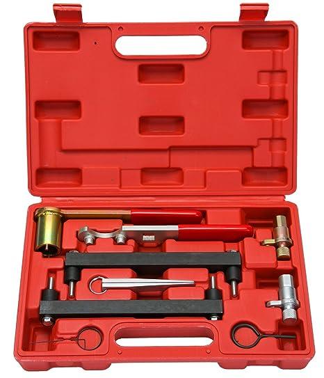 8MILELAKE Engine Timing Tool Set Compatible For Jaguar Land Rover 3 0 3 5 4 0 4 2 4 4 V8 Engine