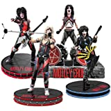 MOTLEY CRUE モトリークルー (Dr.Feelgood発売30周年記念) - Rock Iconz Statue Set/フィギュア・人形 【公式/オフィシャル】