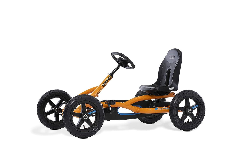 BERG Buddy B-arancia Kids Pedal Go Kart
