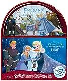 Le avventure di Olaf. Frozen. Maxi libro gioca kit. Ediz. a colori. Con gadget