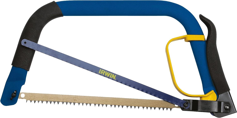 Irwin TXP1211300000 Scie combi bois m/étal pvc 300mm Bleu