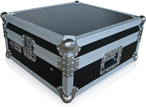 Licuadora Case 10HE 19 Butterfly Rack Flightcase mesa de mezclas ...