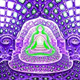 Music For The Pineal Gland Powerful Crystal Resonator | Tibetan Bowls Slow Drum Water Sound