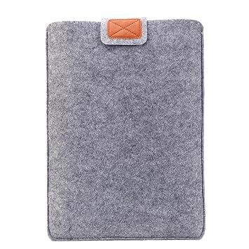 11/13/15 pulgadas Laptop Sleeve, favolook elegante Pure almohadilla de fieltro/portátil ordenador portátil universal funda cubierta de protección bolsa para ...