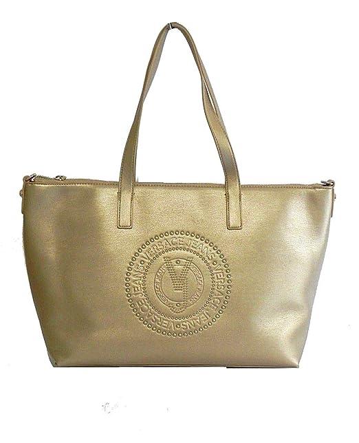 Shopping Versace Amazon Oro Abbigliamento Borsa E1vsbbr1 901 Jeans it AZwrEAq