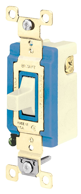Amazon.com: Bryant Electric 4904 Toggle Switch, 4-Way, Extra Heavy ...