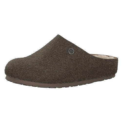 b1eb0145f12 Birkenstock Kaprun Felt Doubleface Slippers  Amazon.co.uk  Shoes   Bags