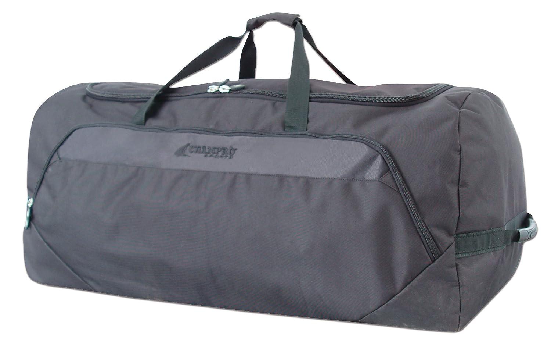 Champroスポーツジャンボall-purpose Bag on Wheels B008C20FAS ブラック,36 x 16 x 18