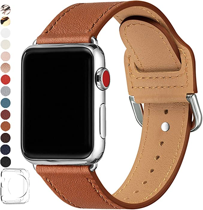 The Best Apple Tuck Leather Strap