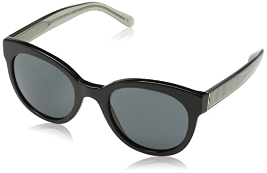 Burberry BE4210 Sonnenbrille Schwarz 300187 52mm 4m3Cv