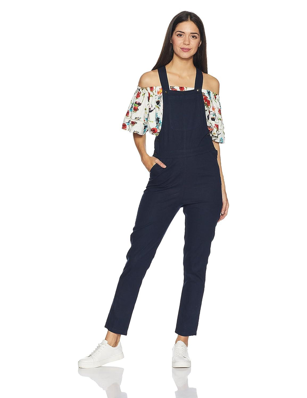 ONLY Women's Linen Jumpsuit