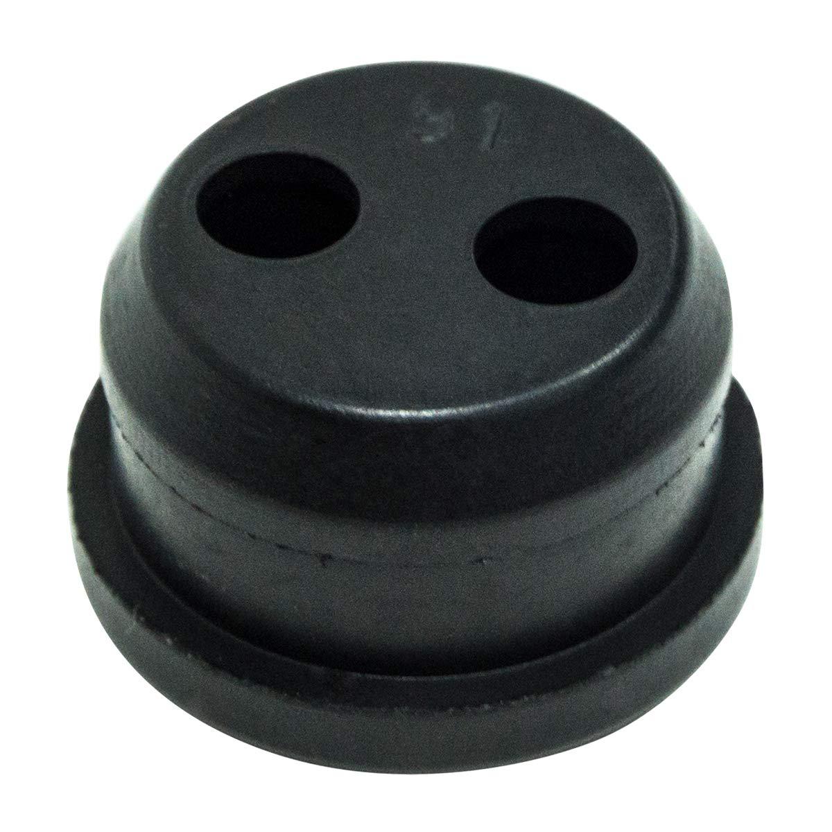 1500 6PK Genuine OEM Echo 2 Two-Hole Fuel Tank Grommet Seals for HC 2100 /& 13211544330 1001 2000