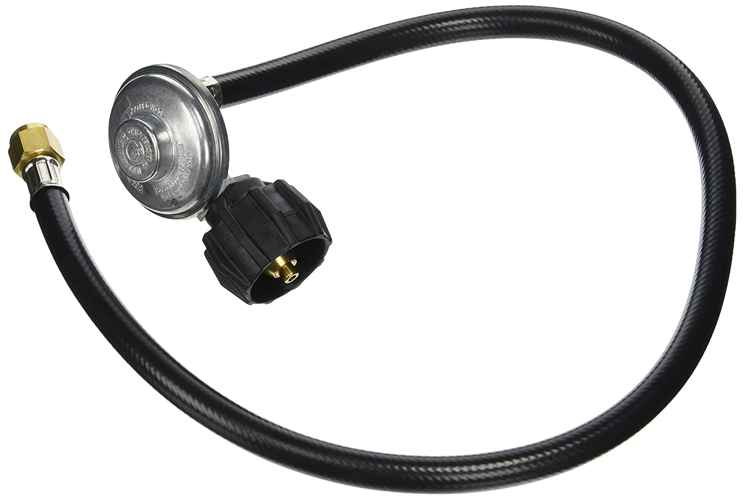 Weber 7627 30 in  Gas Grill Hose & Regulator Kit: Amazon co