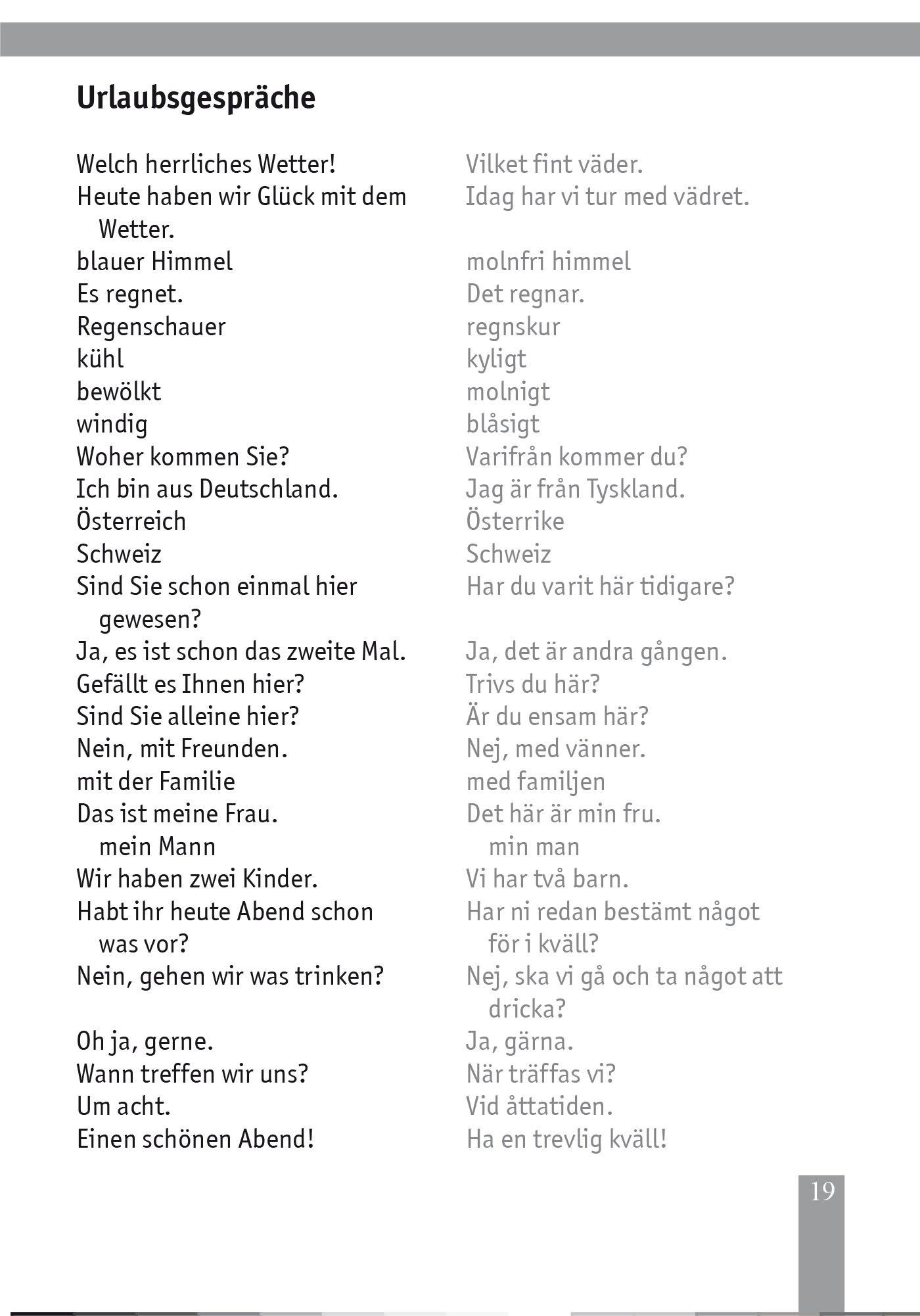 PONS mobil Wortschatztraining Schwedisch: Hörübungen fürs Lernen ...
