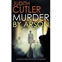 MURDER BY ARSON a gripping crime thriller full of twists (Detective Kate Power Mystery Book 3) (English Edition)