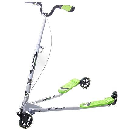 Amazon.com: Eastwave Sixty D Scooter-- Flicker 3 Green ...