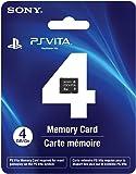 PlayStation Vita - Memory Card 4 GB