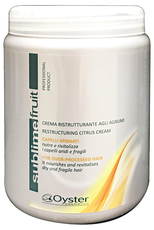 Oyster Sublime Fruit Cream Agrumi - Trattamento - 1 litro SFCA_OYS