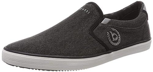 Bugatti 321502646900, Zapatillas sin Cordones para Hombre: Amazon.es: Zapatos y complementos