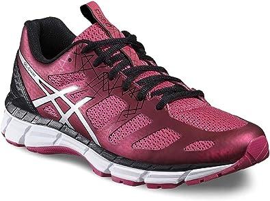 Asics Gel Chart 3 ara mujer zapatillas de deporte corrientes-Fuchsia-41.5: Amazon.es: Zapatos y complementos