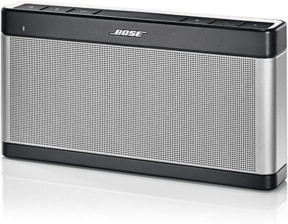 Bose SoundLink Bluetooth III - Altavoz inalámbrico (14 horas de ...