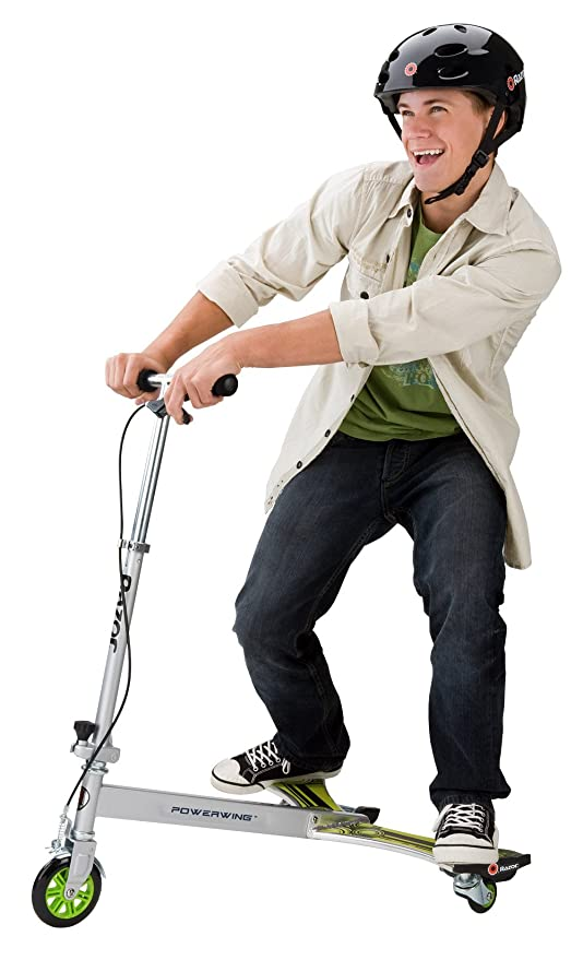 Amazon.com: Razor powerwing Caster Scooter: Sports & Outdoors