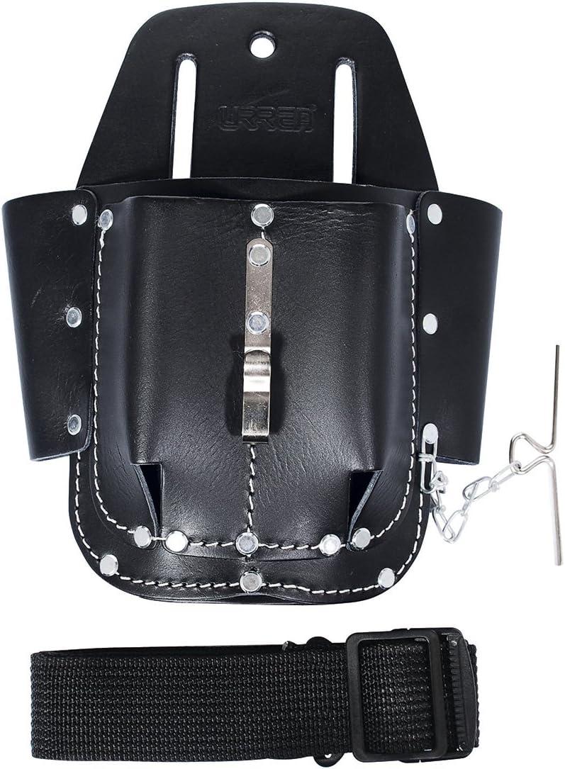 Vosarea Cintur/ón de Herramientas con 4 Bolsillos para t/écnico y Electricista