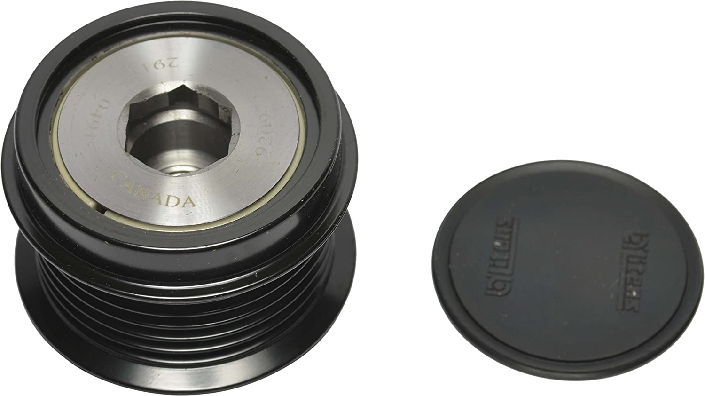 ACDelco 37112P Professional Alternator Decoupler Pulley