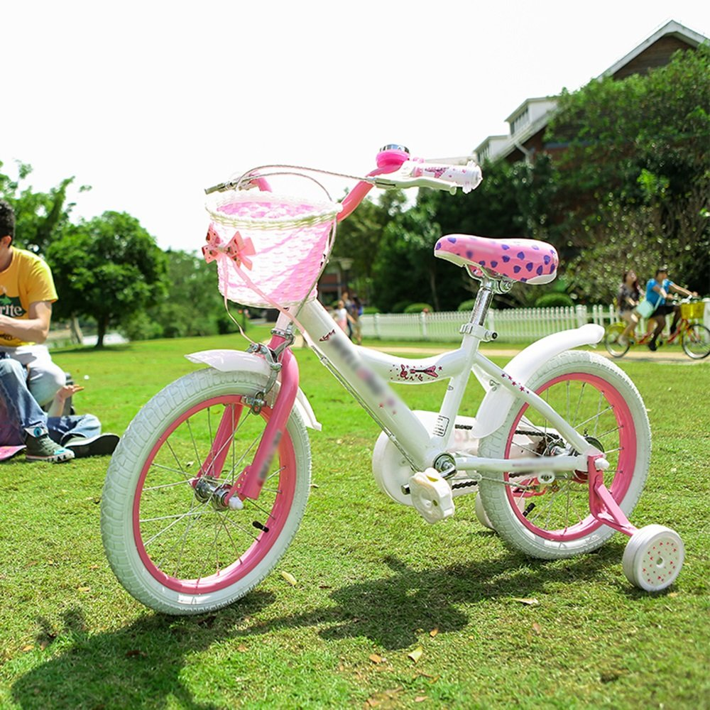 Bicicletas YANFEI Carrito de bebé Niños 12/14/16/18 Pulgadas Selección de Varios Colores Montaña Regalo para Niños: Amazon.es: Deportes y aire libre