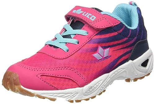 neuartiges Design große Auswahl an Designs begrenzte garantie Lico Mädchen Ben Vs Multisport Indoor Schuhe: Amazon.de ...