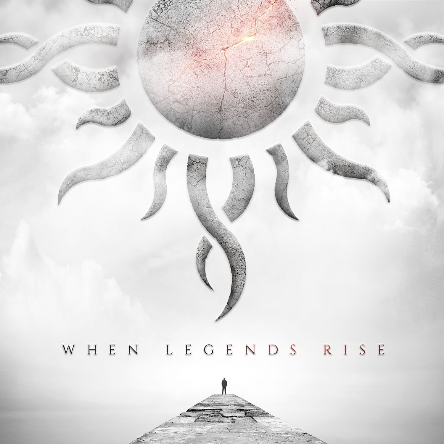 When Legends Rise by Bmg Rights Managemen