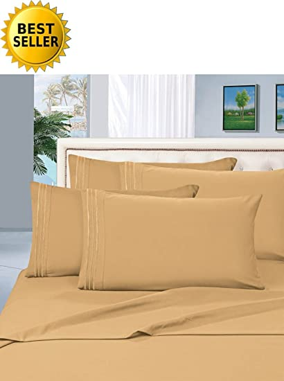 MattRest Hotel Luxury Bed Sheets Set ON SALE TODAY! On Amazon Top Quality