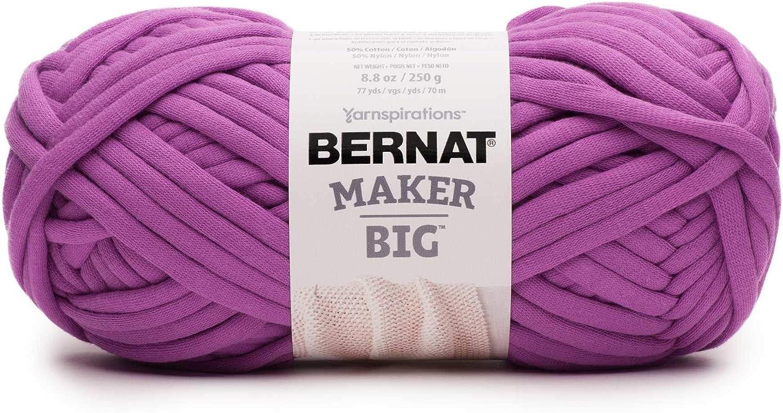 Bernat Maker Big Yarn Orchid