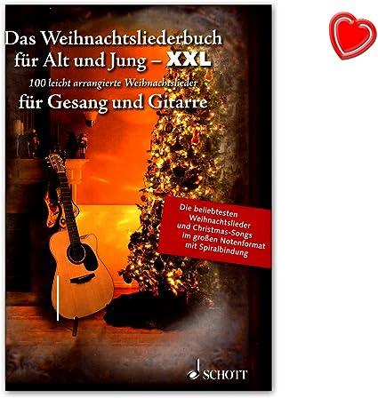 El Navidad Cancionero para Alt y Jung XXL – 100 canciones de ...