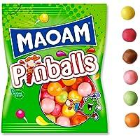 Haribo Maoam Pinballs Caramelos - 160 gr, pack