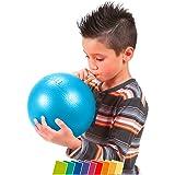 Overball 23 cm, Over Ball Yoga Pilates Gymnastik Rücken Therapieball Übungsball