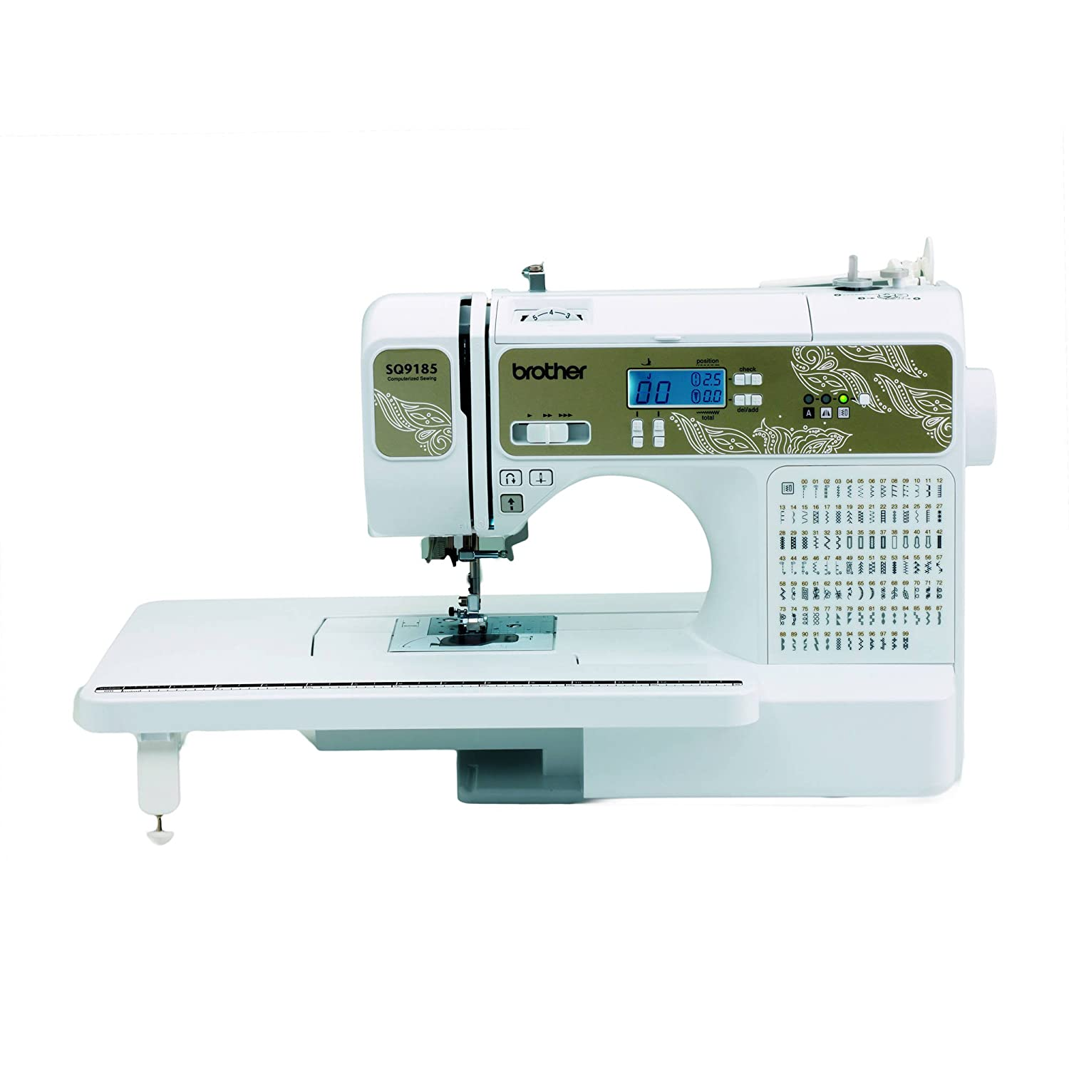 the quilt sewing longarm machines down sit aqsd quilting products artistic quilter new