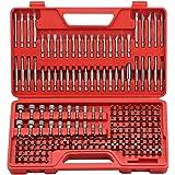Craftsman Ultimate Screwdriver Bit Set - 208 pcs Power Tools Box Case Original