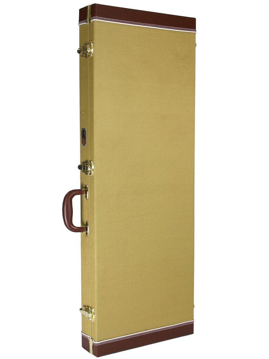 Gearlux Electric Guitar Hardshell Case - Tweed