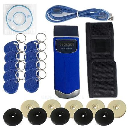 Sistema de Patrulla de Guardia a Prueba de Agua RFID Tour de Vigilancia Inductiva Beep /