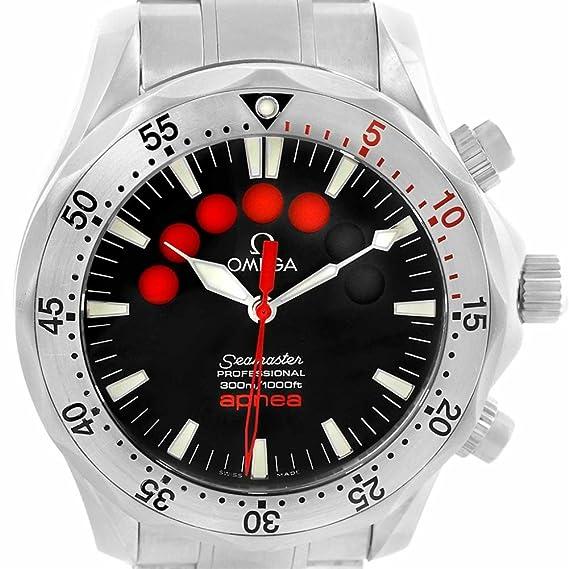 Omega Seamaster Automatic-self-Wind 2595.50.00 - Reloj para hombre (certificado