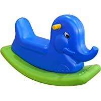 eHomeKart Rocker for Kids - Elephant Ride-on Toy for Indoors and Outdoors - for Boys and Girls