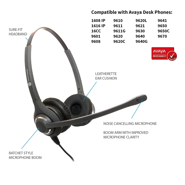 JPL bewährtesten Telekom JPL Binaural Headset: Amazon.de: Elektronik